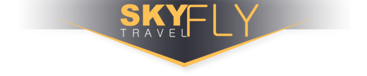 SkyFly Travel logo